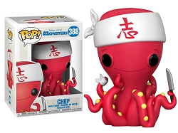 POP! Disney: Monsters Inc. - Chef Vinyl Figure #388