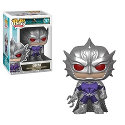 POP! Heroes: DC Comics Aquaman 2018 - Orm Vinyl Figure #247