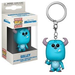 POP! Keychain: Monster's Inc - Sulley Keychain