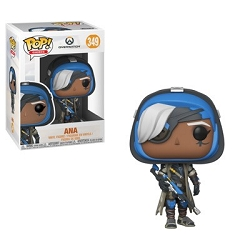 POP! Games: Overwatch - Ana Vinyl Figure #349