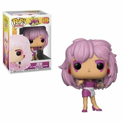 [PRE-SALE] POP! Animation: Jem and the Holograms - Jem Vinyl Figure #479 [Ships in December]