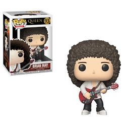 [PRE-SALE] POP! Rocks: Queen - Brian May Vinyl Figure #93 [Ships in December]