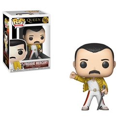 [PRE-SALE] POP! Rocks: Queen - Freddie Mercury (Wembly 1986) Vinyl Figure #96 [Ships in December]