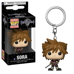 [PRE-SALE] POP! Keychain: Kingdom Hearts III - Sora Keychain [Ships in November]