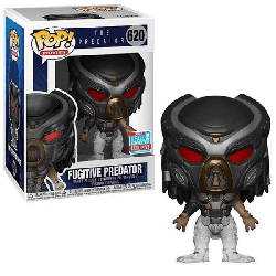 POP! Movies: The Predator - Fugitive Predator Vinyl Figure #620 NYCC Exclusive*