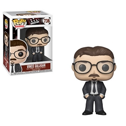 [PRE-SALE] POP! Television: Directors - Vince Gilligan Vinyl Figure #736 [Ships in November]