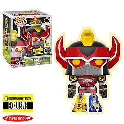 POP! Television: Power Rangers - Megazord GID 6