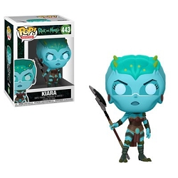 [PRE-SALE] POP! Animation: Rick & Morty - Kiara Vinyl Figure #443 [Ships in December]