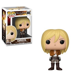 [PRE-SALE] POP! Animation: Attack on Titan - Christa Vinyl Figure #460 [Ships in January]