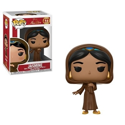 [PRE-SALE] POP! Disney: Aladdin - Jasmine in Disguise Vinyl Figure #477 [Ships in December]