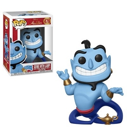 [PRE-SALE] POP! Disney: Aladdin - Genie /w Lamp Vinyl Figure #476 [Ships in December]