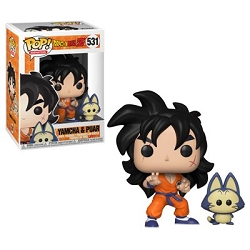 [PRE-SALE] POP! Animation: Dragonball Z - Yamcha & Puar Vinyl Figure #531 [Ships in January]