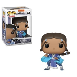 [PRE-SALE] POP! Animation: Avatar - Katara Vinyl Figure #535 [Ships in January]