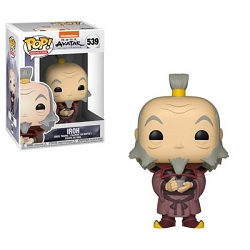 [PRE-SALE] POP! Animation: Avatar - Iroh Vinyl Figure #539 [Ships in January]