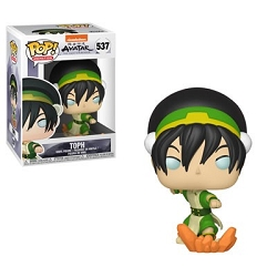 [PRE-SALE] POP! Animation: Avatar - Toph Vinyl Figure #537 [Ships in January]