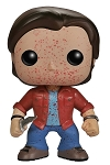 POP! Television: Supernatural - Sam Blood Splatter Variant Vinyl Figure #93 (Our Exclusive!)