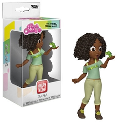 Rock Candy: Wreck-It-Ralph 2 - Tiana Vinyl Figure
