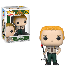 POP! Movies: Super Troopers - Foster Vinyl Figure #767