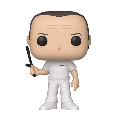 POP! Movies: The Silence Of The Lambs - Hannibal Lecter Vinyl Figure #787