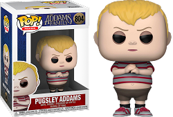 POP! Movies: The Addams Family - Pugsley Addams Vinyl Figure #804
