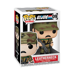 POP! Retro Toys: GI Joe - Leatherneck Vinyl Figure #09