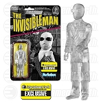 Funko ReAction: Universal Monsters - The Invisible Man (Transparent) Action Figure (Entertainment Earth Exclusive)