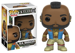 POP! Television: The A-Team - B.A. Baracus Vinyl Figure #372