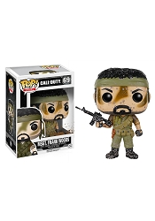 POP! Games: Call of Duty - Frank Woods Vinyl Figure #69
