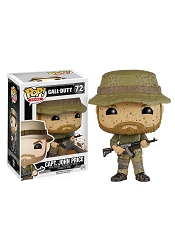 POP! Games: Call of Duty - John Price Vinyl Figure #72