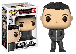 POP! Television: Mr. Robot - Elliot Alderson Vinyl Figure #477