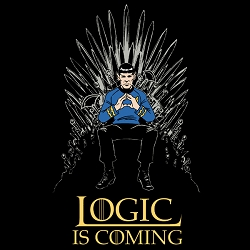 Logic is Coming T-Shirt