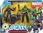 Marvel Universe: Guardians of the Galaxy Action Figure 3-Pack