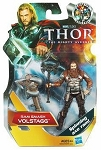 Marvel Movie Series: Thor: The Mighty Avenger - Ram Smash Volstagg Action Figure