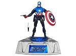 Marvel Comic Series: The Avengers - Captain America [Bucky] Action Figure w/ Light-Up Base (Toys R Us Exclusive)