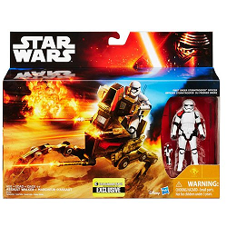 Star Wars: Desert Assualt Walker with Figure (Entertainment Earth Exclusive)