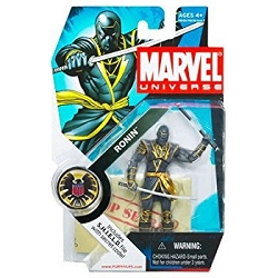 Marvel Universe: Series 1 - Ronin Action Figure #16 (Light Outfit Variant)