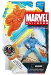 Marvel Universe: Series 1 - Human Torch 3.75