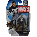 Marvel Universe: Series 1 - Punisher 3.75