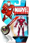 Marvel Universe: Series 1 - Iron Man (Silver Centurion) 3.75 Action Figure #33