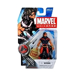 Marvel Universe: Series 2 - Warpath 3.75