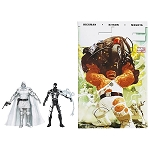 Marvel Universe: Greatest Battles Comic Pack - Black Costume Spider Man & Dr. Doom Action Figure 2-Pack (Toys R Us Exclusive)