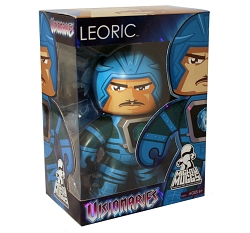 Mighty Muggs: Visionaries: Knights of the Magical Light - Leoric Vinyl Figure (SDCC 2016 Exclusive)