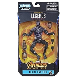 Marvel Legends: Vibranium Black Panther 6