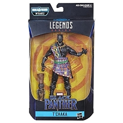 Marvel Legends: T'Chaka 6