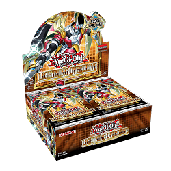 [Pre-Order] Yu-Gi-Oh! Lightning Overdrive Booster Box