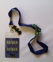 DC Comics: Batman 'In the Room Together' Lanyard