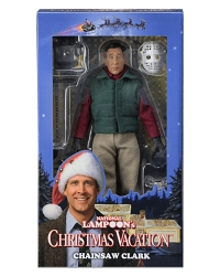 NECA National Lampoon's Christmas Vacation: Chainsaw Clark  8