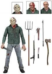 NECA Friday the 13th Part 3: Ultimate Jason 7