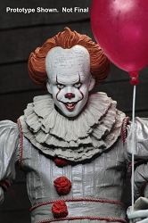 NECA IT 2017: Ultimate Pennywise the Clown (2017 Film) 7