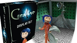 NECA Coraline: Laika Coraline Display Set (SDCC 2017 Exclusive)